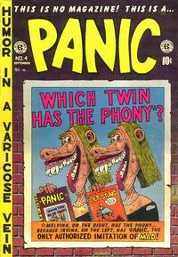 Panic Vol 1 4