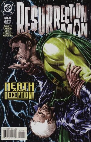 Resurrection Man Vol 1 4