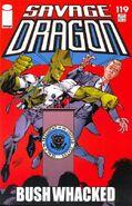 Savage Dragon Vol 1 119