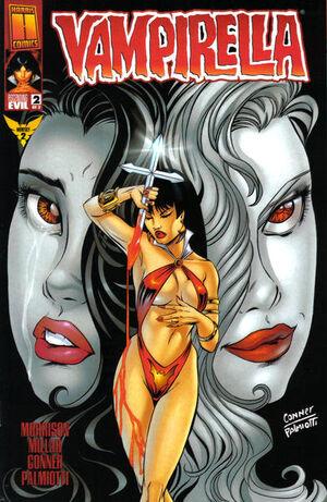 Vampirella Monthly Vol 1 2