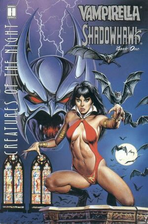 Vampirella Shadowhawk Vol 1 1