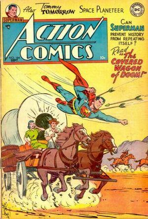 Action Comics Vol 1 184