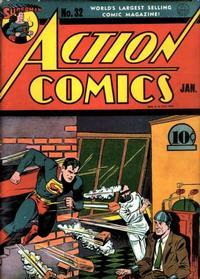 Action Comics Vol 1 32