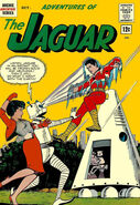 Adventures of the Jaguar Vol 1 9