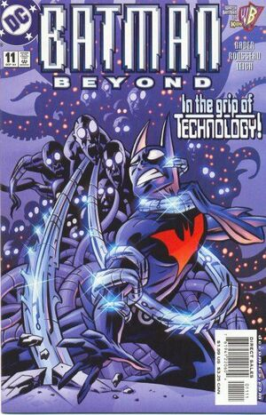 Batman Beyond Vol 2 11