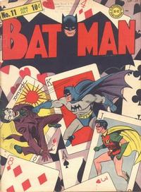 Batman Vol 1 11