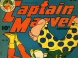 Captain Marvel Adventures Vol 1 34