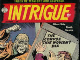 Intrigue Vol 1 1