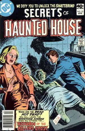 Secrets of Haunted House Vol 1 23
