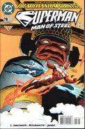 Superman Man of Steel Vol 1 78