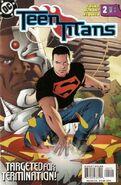 Teen Titans Vol 3 2