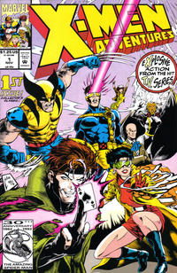 X-Men Adventures Vol 1 1