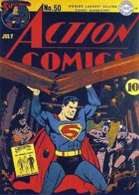 Action Comics Vol 1 50