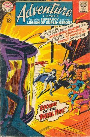 Adventure Comics Vol 1 365