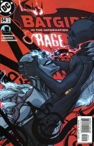 Batgirl Vol 1 54