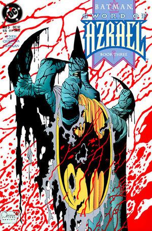 Batman Sword of Azrael Vol 1 3