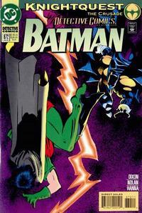 Detective Comics Vol 1 672