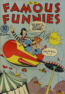 Famous Funnies Vol 1 99