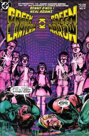 Green Lantern Green Arrow Vol 1 4