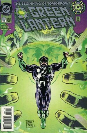 Green Lantern Vol 3 0