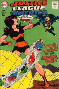 Justice League of America Vol 1 60