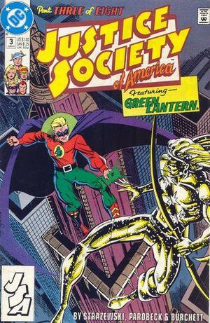 Justice Society of America Vol 1 3
