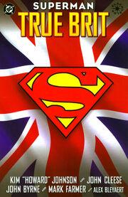 Superman True Brit Vol 1 1