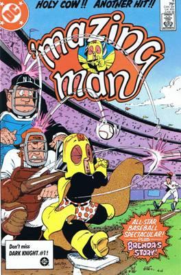 'Mazing Man Vol 1 6
