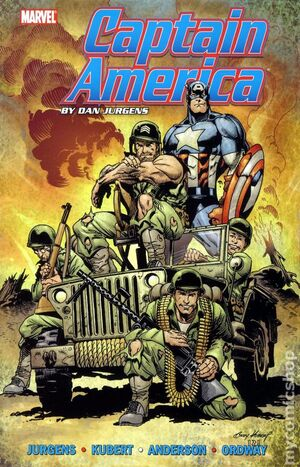 Captain America by Dan Jurgens Vol 3 1
