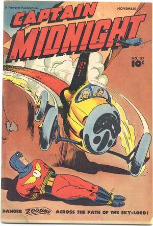Captain Midnight Vol 1 57
