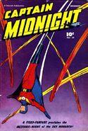 Captain Midnight Vol 1 58
