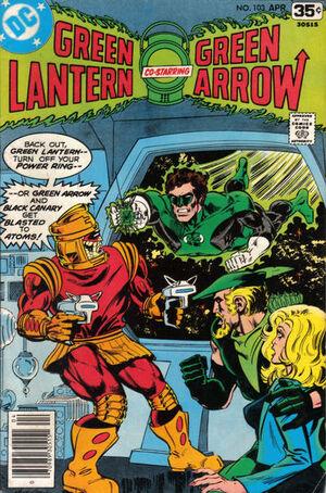 Green Lantern Vol 2 103