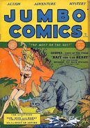 Jumbo Comics Vol 1 25