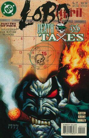 Lobo Death and Taxes Vol 1 2