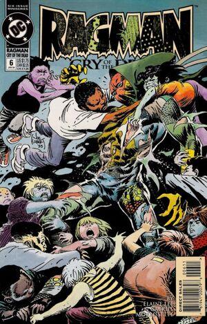 Ragman Cry of the Dead Vol 1 6