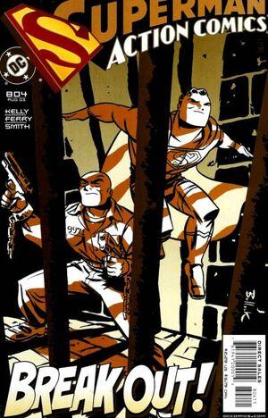 Action Comics Vol 1 804