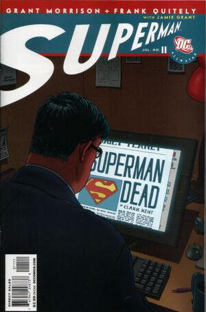 All-Star Superman Vol 1 11