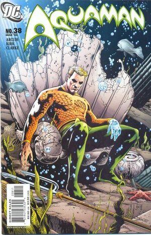 Aquaman Vol 6 38