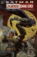 Batman & Judge Dredd The Ultimate Riddle