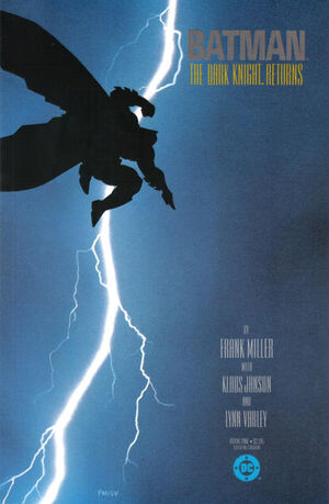 Batman The Dark Knight Returns Vol 1 1