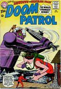 Doom Patrol Vol 1 93