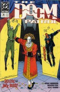Doom Patrol Vol 2 24