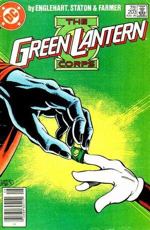 Green Lantern Vol 2 203