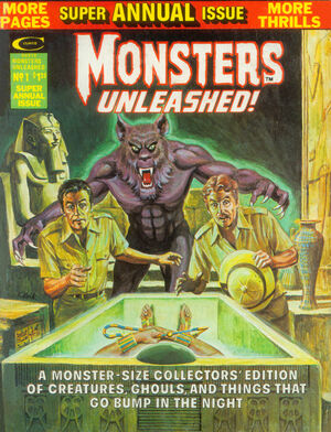 MonstersUnleashedAnnual1