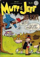 Mutt & Jeff Vol 1 34