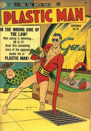 Plastic Man Vol 1 26