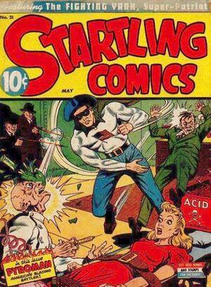Startling Comics Vol 1 21