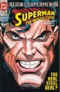 Superman Man of Steel Vol 1 25