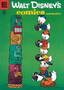 Walt Disney's Comics and Stories Vol 1 186