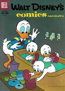 Walt Disney's Comics and Stories Vol 1 231